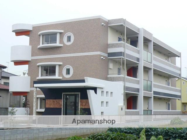 神奈川県茅ヶ崎市、茅ケ崎駅バス12分西の谷下車後徒歩5分の築9年 3階建の賃貸マンション