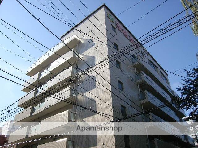 神奈川県藤沢市、藤沢駅徒歩7分の築29年 7階建の賃貸マンション