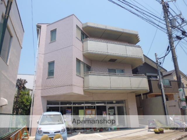 神奈川県藤沢市、本鵠沼駅徒歩2分の築17年 3階建の賃貸マンション