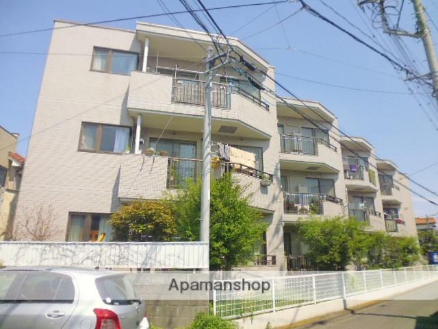 神奈川県藤沢市、藤沢駅徒歩22分の築27年 3階建の賃貸マンション