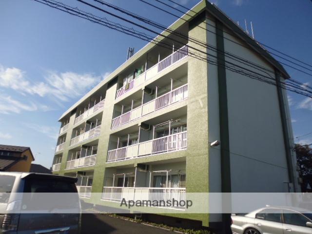 神奈川県藤沢市、藤沢駅徒歩26分の築46年 4階建の賃貸マンション
