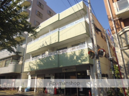 神奈川県藤沢市、藤沢駅徒歩7分の築35年 3階建の賃貸マンション