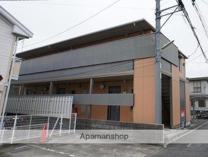 神奈川県藤沢市、藤沢駅徒歩16分の築12年 2階建の賃貸アパート