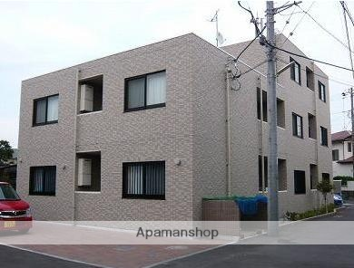 神奈川県茅ヶ崎市、辻堂駅徒歩45分の築8年 3階建の賃貸マンション