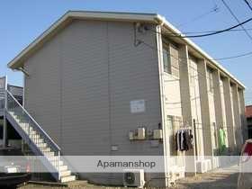 神奈川県藤沢市、辻堂駅徒歩10分の築18年 2階建の賃貸アパート