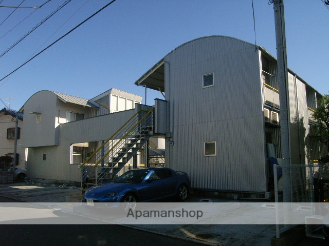 神奈川県藤沢市、藤沢駅徒歩20分の築24年 2階建の賃貸アパート