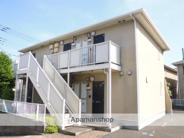 神奈川県藤沢市、藤沢駅徒歩10分の築16年 2階建の賃貸アパート