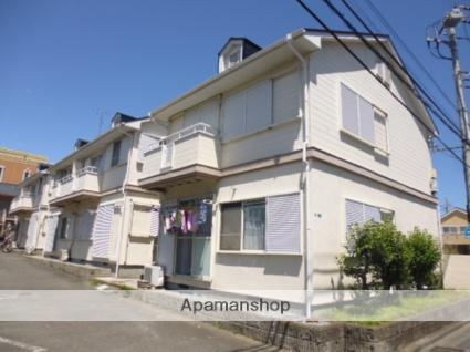 神奈川県藤沢市、鵠沼駅徒歩9分の築29年 2階建の賃貸アパート