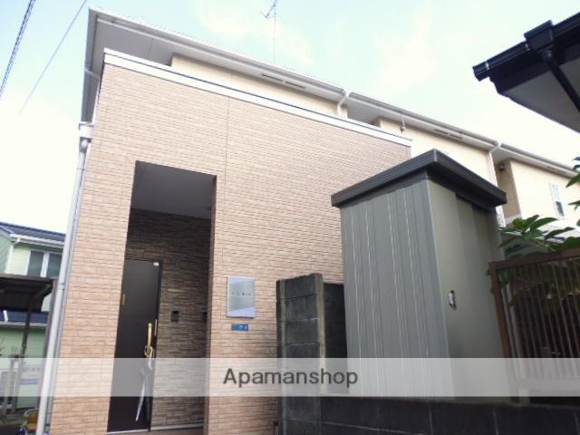 神奈川県藤沢市、藤沢駅徒歩15分の築12年 2階建の賃貸アパート