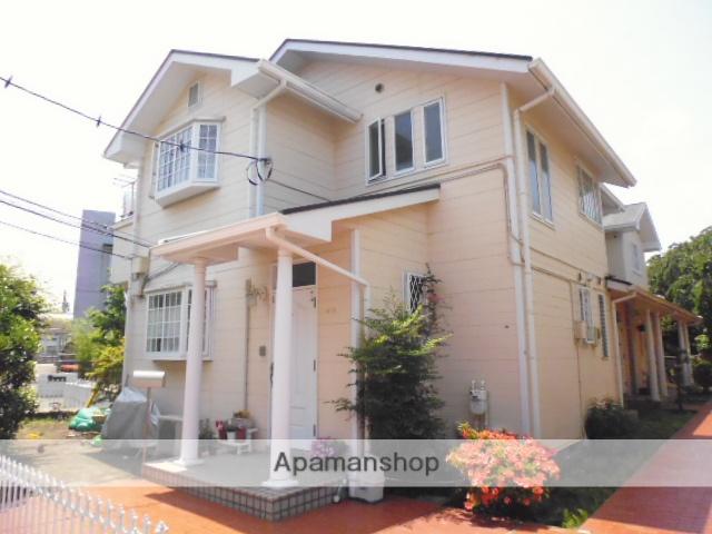 神奈川県藤沢市、藤沢駅徒歩13分の築29年 2階建の賃貸テラスハウス