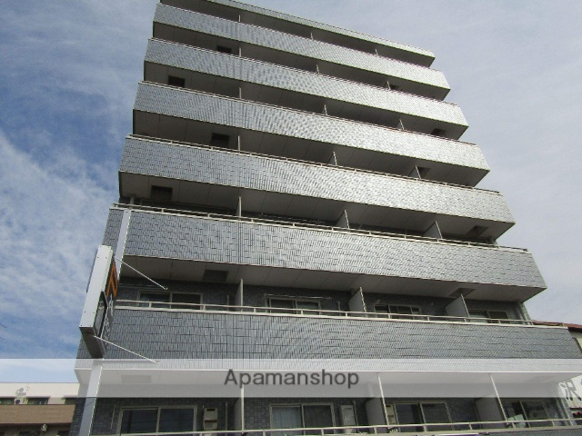 神奈川県藤沢市、藤沢駅徒歩11分の築20年 7階建の賃貸マンション