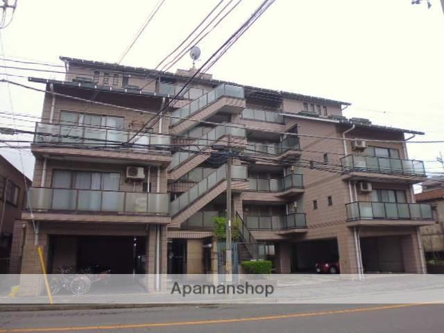 神奈川県藤沢市、藤沢駅徒歩11分の築28年 6階建の賃貸マンション