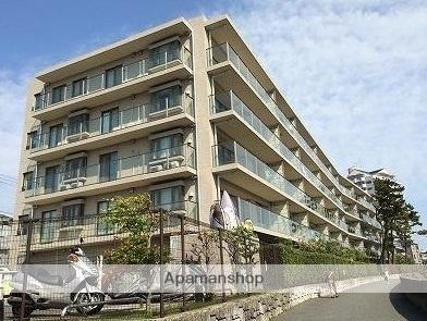 神奈川県藤沢市、湘南海岸公園駅徒歩3分の築14年 5階建の賃貸マンション