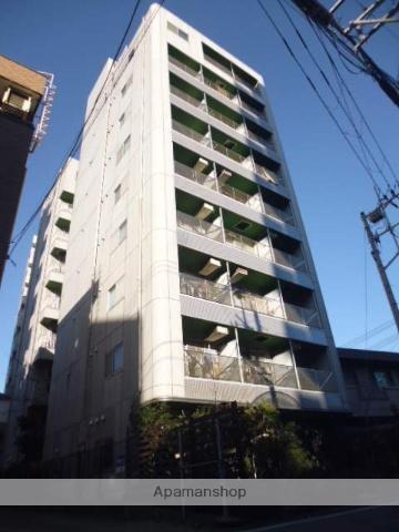 神奈川県藤沢市、藤沢駅徒歩6分の築22年 9階建の賃貸マンション