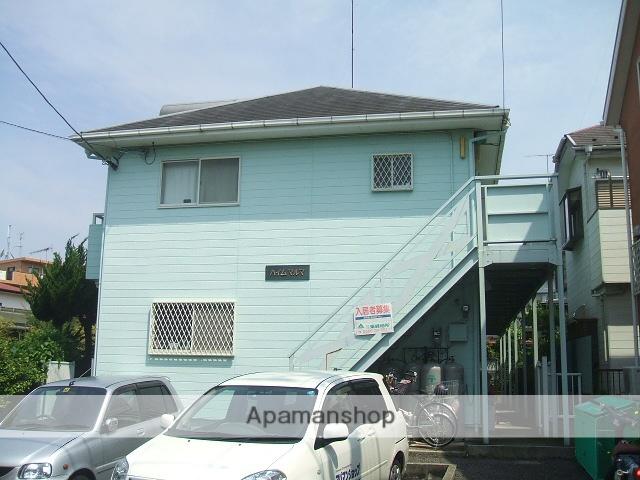 神奈川県藤沢市、藤沢駅徒歩28分の築27年 2階建の賃貸アパート