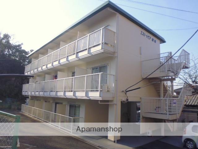 神奈川県藤沢市、藤沢駅徒歩18分の築27年 3階建の賃貸マンション