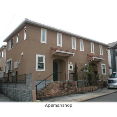 神奈川県藤沢市、藤沢駅徒歩23分の築12年 2階建の賃貸テラスハウス