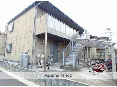 神奈川県茅ヶ崎市、茅ケ崎駅徒歩29分の築13年 2階建の賃貸アパート