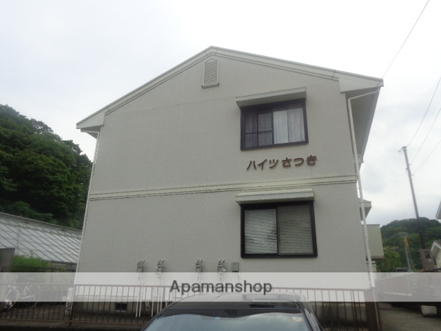 神奈川県鎌倉市、大船駅バス5分玉縄台下車後徒歩11分の築26年 2階建の賃貸アパート