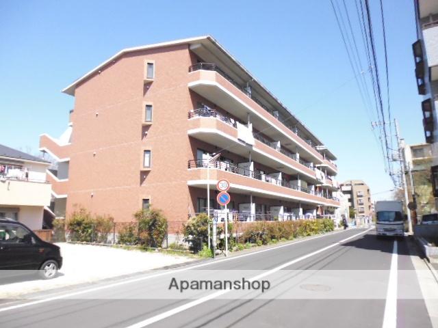 神奈川県藤沢市、藤沢駅徒歩13分の築20年 4階建の賃貸マンション