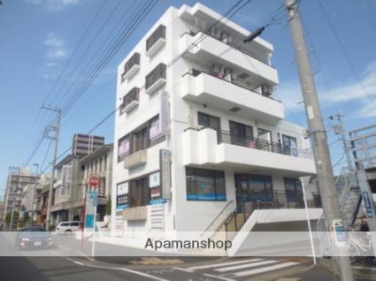 神奈川県藤沢市、藤沢駅徒歩6分の築30年 4階建の賃貸マンション