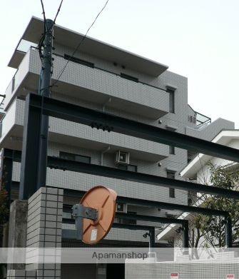 神奈川県藤沢市、湘南海岸公園駅徒歩3分の築25年 5階建の賃貸マンション