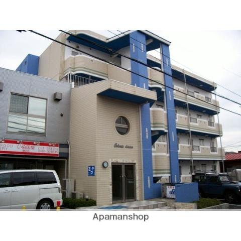 神奈川県藤沢市、藤沢駅徒歩12分の築12年 4階建の賃貸マンション