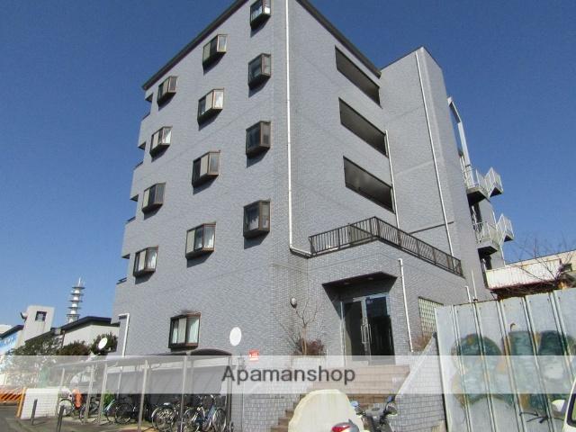神奈川県藤沢市、藤沢駅徒歩13分の築24年 5階建の賃貸マンション