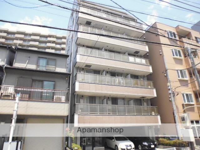 神奈川県藤沢市、藤沢駅徒歩6分の築16年 7階建の賃貸マンション
