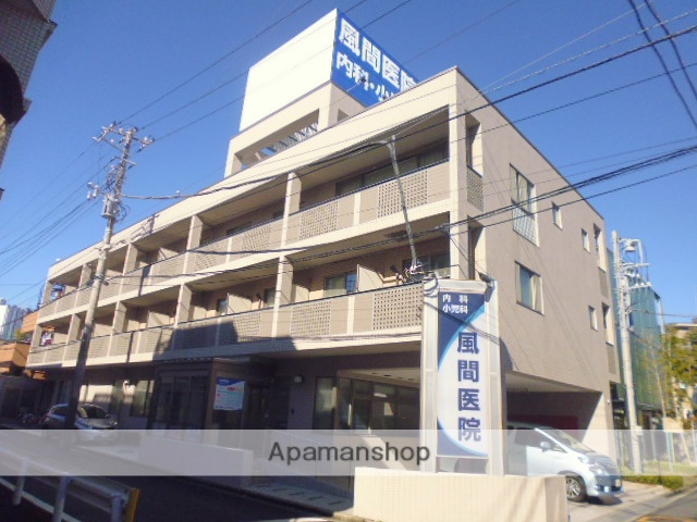 神奈川県藤沢市、藤沢駅徒歩7分の築13年 3階建の賃貸マンション