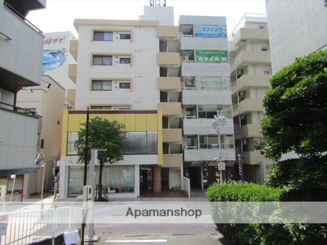 神奈川県藤沢市、藤沢駅徒歩4分の築30年 6階建の賃貸マンション