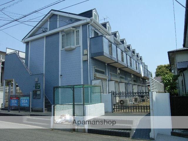 神奈川県藤沢市、藤沢駅徒歩19分の築25年 2階建の賃貸アパート