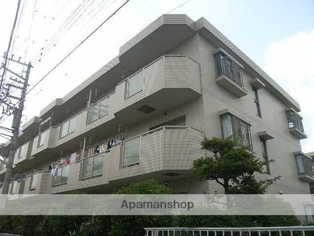 神奈川県藤沢市、藤沢駅徒歩28分の築25年 3階建の賃貸マンション