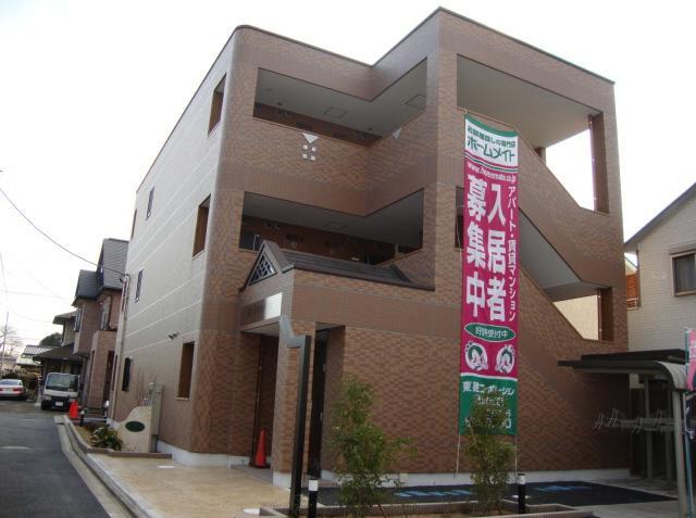神奈川県茅ヶ崎市、茅ケ崎駅徒歩33分の築6年 3階建の賃貸マンション