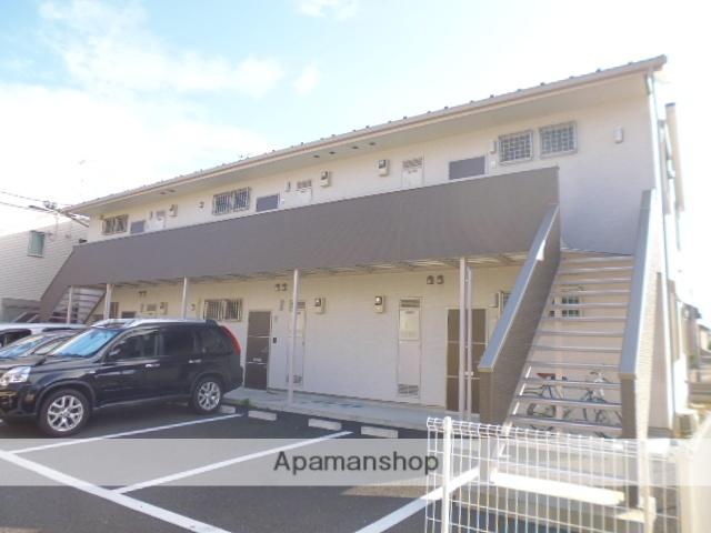 神奈川県茅ヶ崎市、茅ケ崎駅徒歩23分の築3年 2階建の賃貸アパート