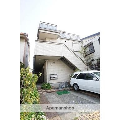 神奈川県藤沢市、藤沢駅徒歩22分の築14年 3階建の賃貸マンション