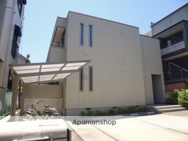 神奈川県藤沢市、藤沢駅徒歩8分の築6年 2階建の賃貸マンション