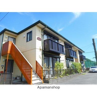 神奈川県藤沢市、本鵠沼駅徒歩13分の築17年 2階建の賃貸アパート