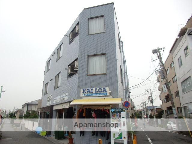 神奈川県藤沢市、片瀬江ノ島駅徒歩1分の築24年 3階建の賃貸マンション
