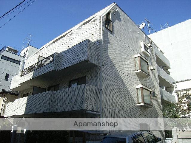 神奈川県藤沢市、藤沢駅徒歩8分の築28年 4階建の賃貸マンション
