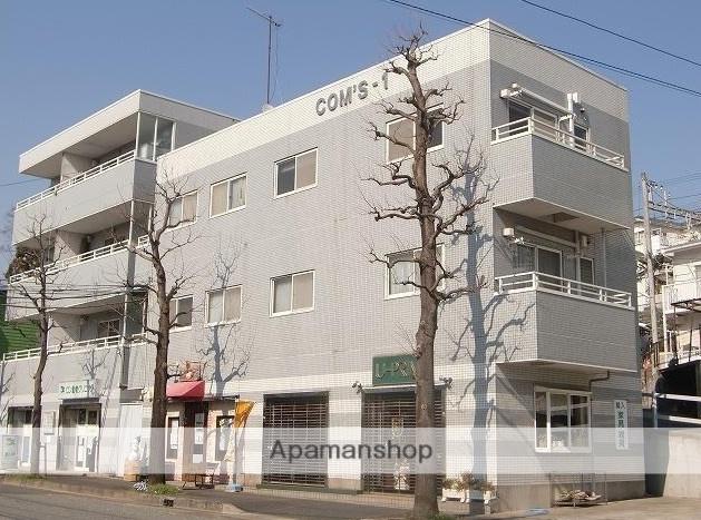 神奈川県藤沢市、善行駅徒歩14分の築22年 4階建の賃貸マンション