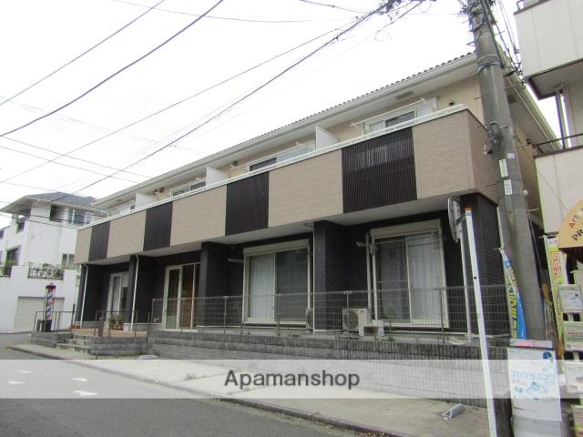 神奈川県藤沢市、藤沢駅徒歩9分の築6年 2階建の賃貸アパート