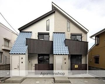 神奈川県藤沢市、藤沢駅徒歩10分の築3年 2階建の賃貸アパート