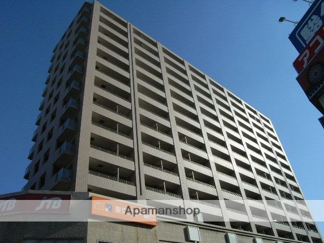神奈川県藤沢市、藤沢駅徒歩2分の築13年 16階建の賃貸マンション