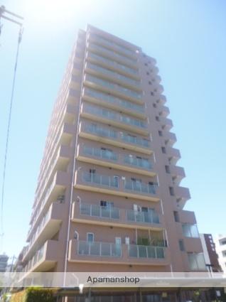神奈川県藤沢市、藤沢駅徒歩8分の築18年 14階建の賃貸マンション