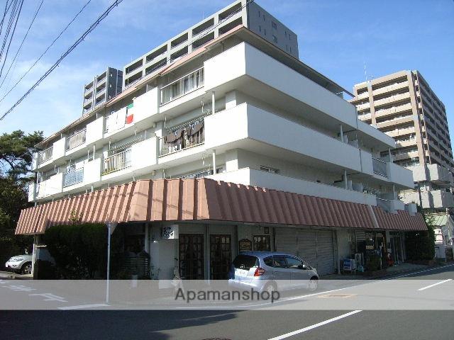 神奈川県藤沢市、藤沢駅徒歩6分の築38年 4階建の賃貸マンション