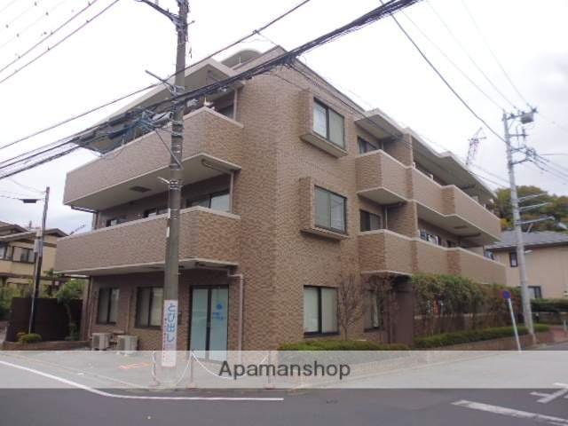 神奈川県藤沢市、藤沢駅徒歩10分の築20年 9階建の賃貸マンション
