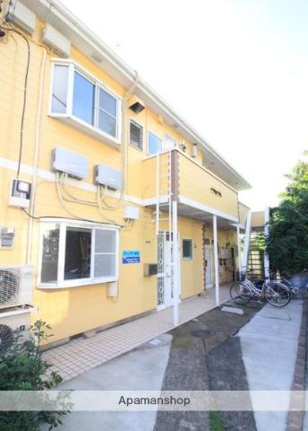 神奈川県藤沢市、藤沢駅徒歩19分の築27年 2階建の賃貸アパート