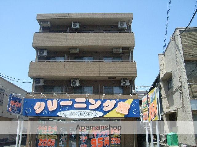 神奈川県藤沢市、藤沢駅徒歩11分の築18年 4階建の賃貸マンション