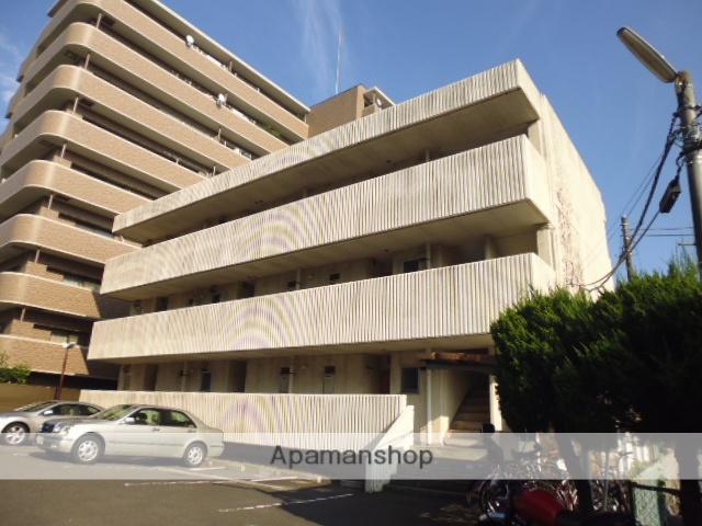 神奈川県藤沢市、藤沢駅徒歩10分の築30年 3階建の賃貸マンション